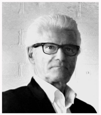 Pasfoto Arie Nijkerk zw